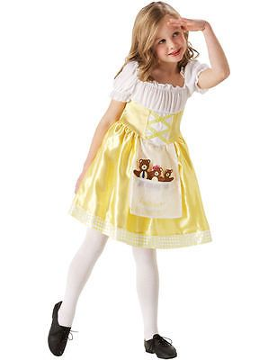 Child #goldilocks #girls #fancy dress outfit kids book day week costume,  View more on the LINK: 	http://www.zeppy.io/product/gb/2/390663511442/