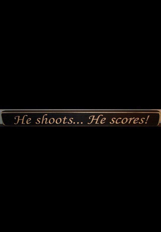 He shoots He scores,NHL,Hockey Sign,Hockey Gifts,Hockey Decor,Hockey Mom,Hockey…
