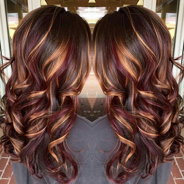 Hair color I want