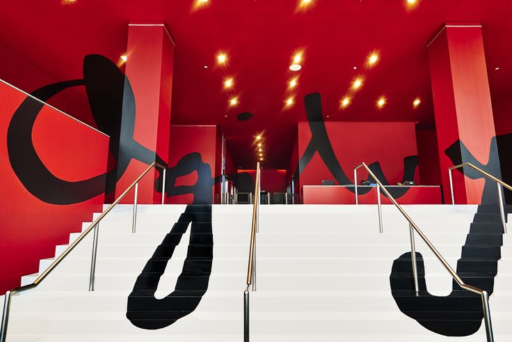 Ogilvy mather new lobby 2015 entrance view the for Offices ogilvy
