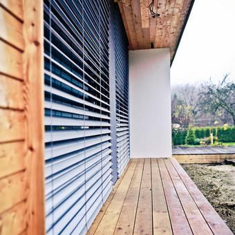 Ukázky realizací | MYSET – nízkonákladové dřevostavby