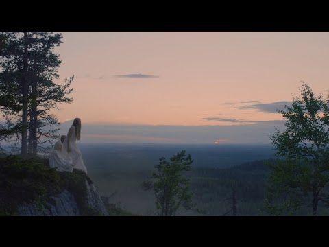 The Finnish midsummer magic and rituals. 'White Night Magic' - FINLAND