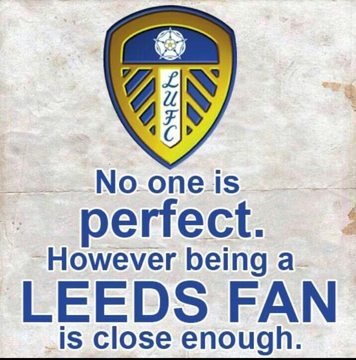 LUFC leeds united football club