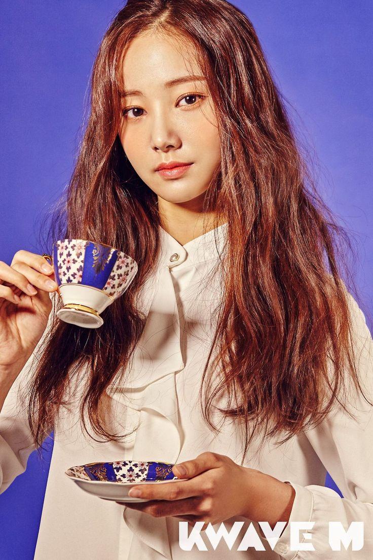 Yeonwoo (Momoland) - Kwave Magazine March Issue '17