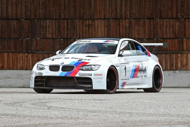 G-Power launches BMW M3 GT2 R with 720 H