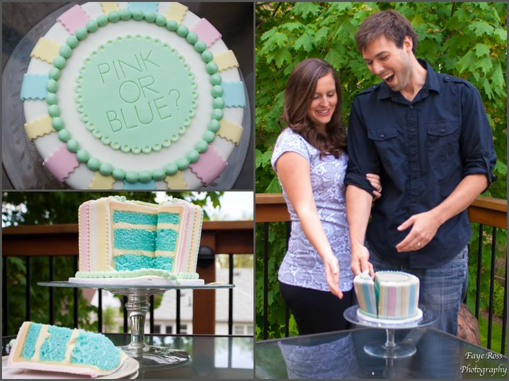 Pink or Blue?!?! A Gender Reveal - Maternity shoot - Oakville, Ontario