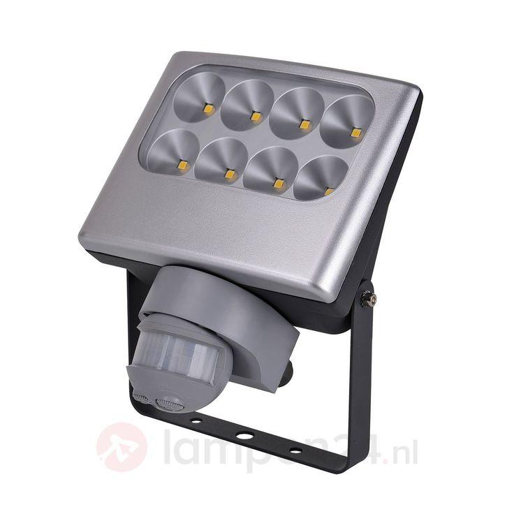 Led-buitenwandlamp NEGARA met bewegingsmelder veilig & makkelijk online bestellen op lampen24.nl