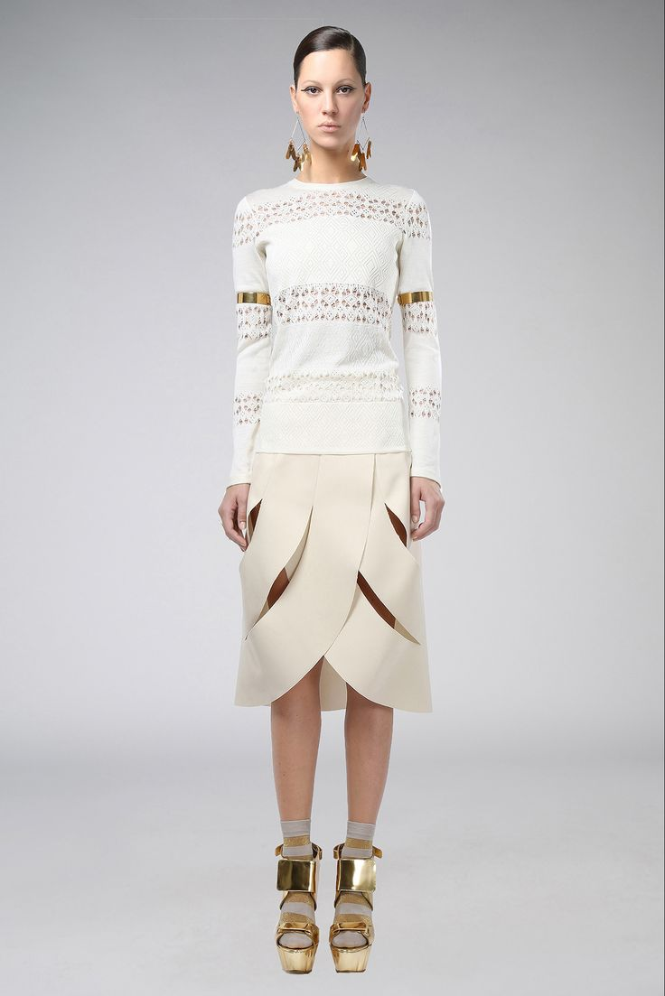 Spring 2015 Ready-to-Wear - Agnona