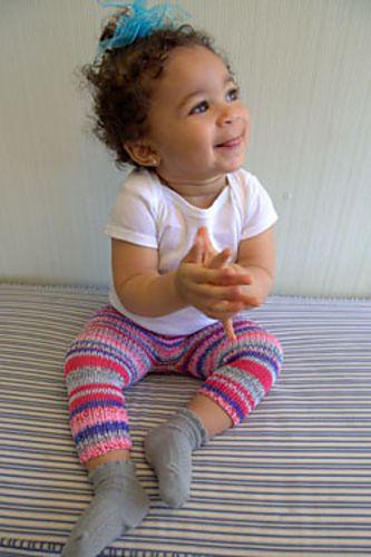 Ravelry: 2816 Baby Leggings pattern by Vanessa Ewing