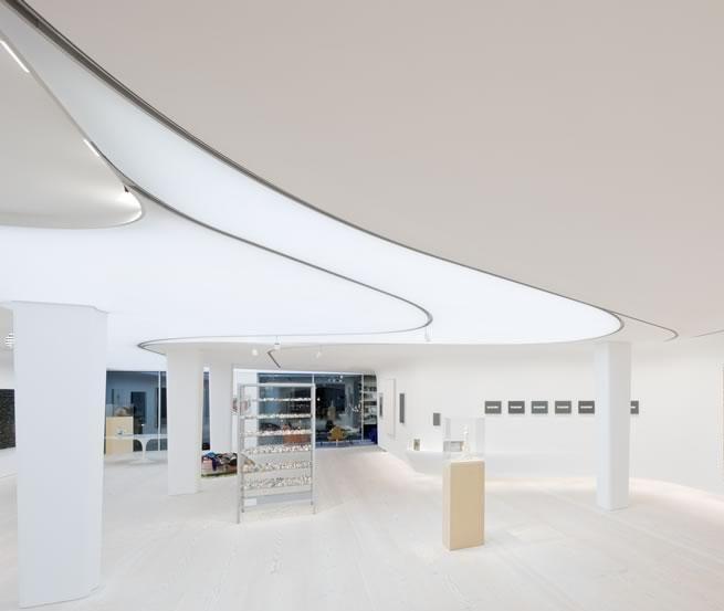 les 25 meilleures id es de la cat gorie plafond tendu sur pinterest plafond jaune salle. Black Bedroom Furniture Sets. Home Design Ideas