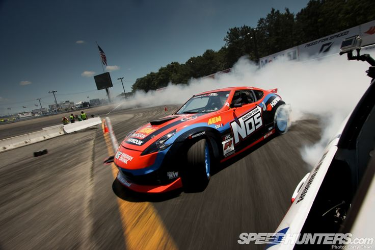 NOS 370Z drift car