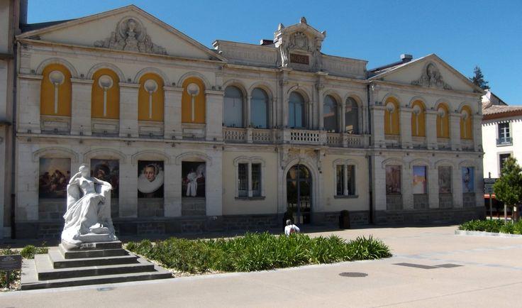 Le Musée des beaux-arts de Carcassonne est situé sur le Square Gambetta. Photo: Chroniques de Carcassonne