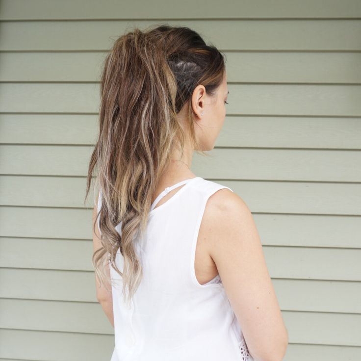 301 best tressmerize images on pinterest double stacked ponytail gives illusion of a longer ponytail created with tressmerize kit clip in long ponytailshuman hair extensionsclip pmusecretfo Image collections
