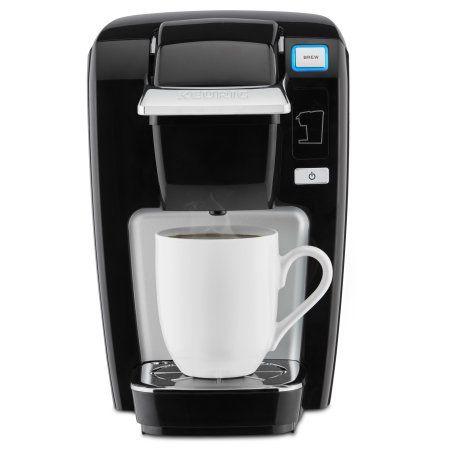 Keurig K-Mini Single-Serve K-Cup Pod Coffee Maker, Black
