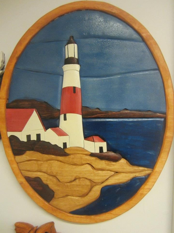 Lighthouse Patterns Woodworking - WoodWorking Projects & Plans
