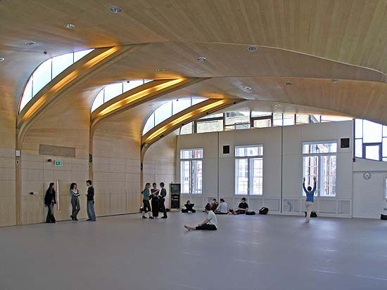 The dancing building: Siobhan Davies Dance gets its London base. - Hugh Pearman