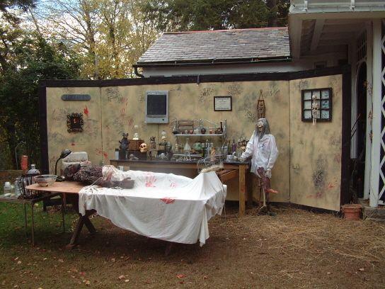 brewster yard haunt halloween 07 - Halloween Yard Ideas