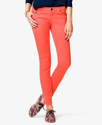 Life In Progress™ Colored Skinny Jeans