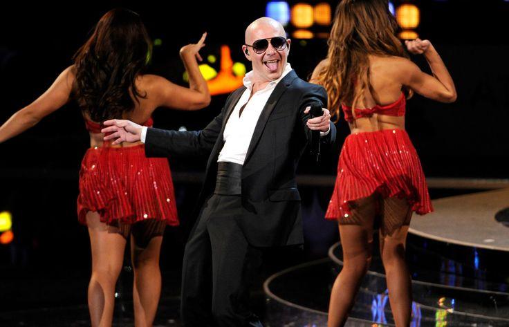 Pitbull: 10 reasons we love the 'Fireball' singer