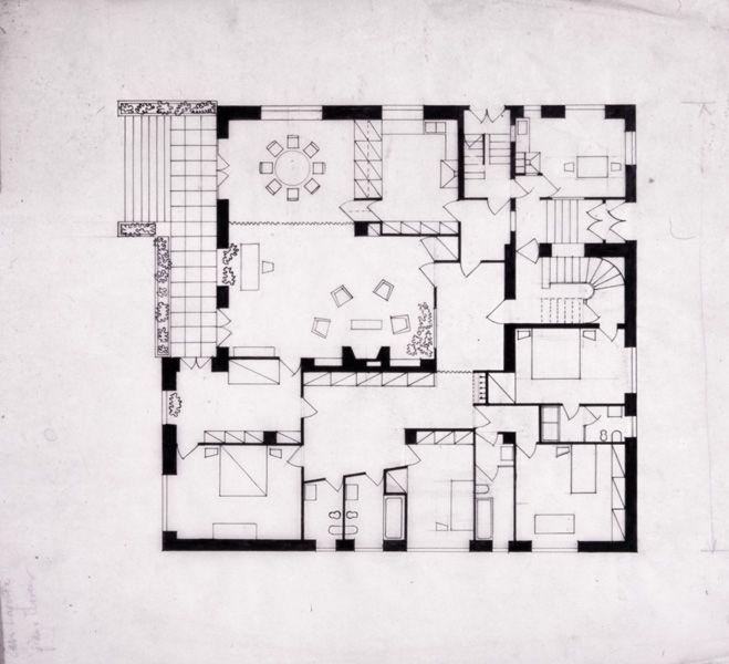 1000 images about vivienda on pinterest gifu a house - Gio ponti mobili ...