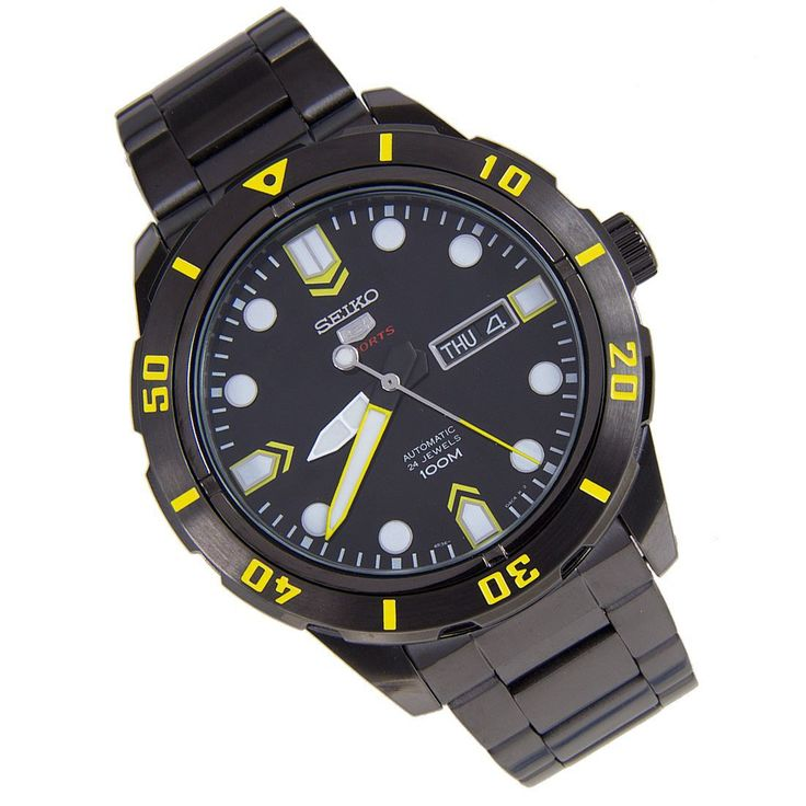 Chronograph-Divers.com - SRP679K1 SRP679 Seiko 5 Sports Automatic Gents Watch, $168.00 (http://www.chronograph-divers.com/srp679k1-seiko-5-sports)