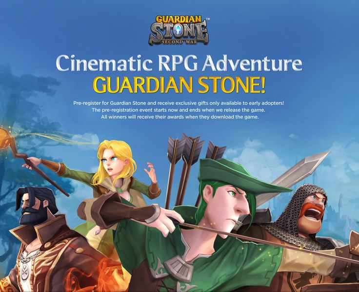 Pre-Register for an Epic Adventure!