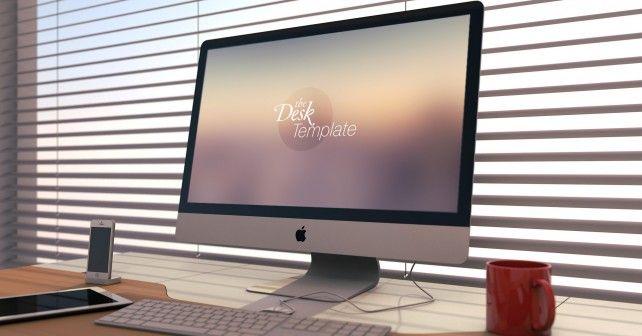 iMac-Template