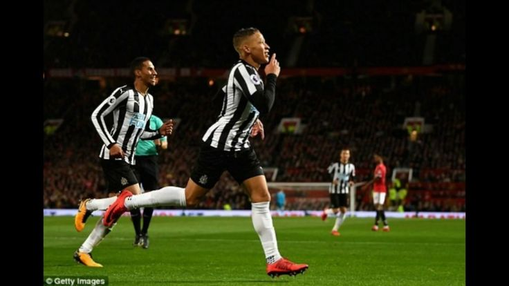 Manchester United 4 1 Newcastle Anthony Martial breaks last season's tal...