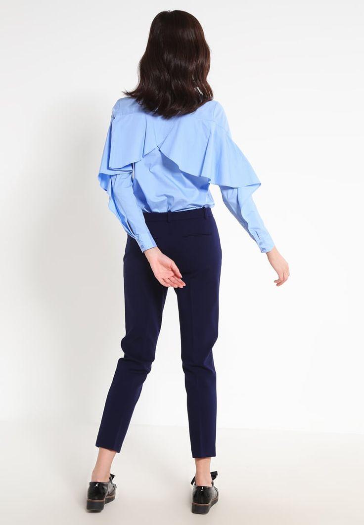 Pinko BELLO - Pantaloni - blu marino cupo a € 240,00 (10/08/16) Ordina senza spese di spedizione su Zalando.it