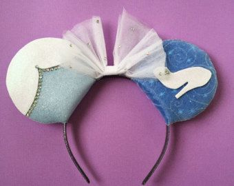 Fairy Godmother Ears Fairy Godmother Mickey by ToNeverNeverland