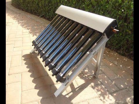 Poolheizung selber bauen solar - YouTube