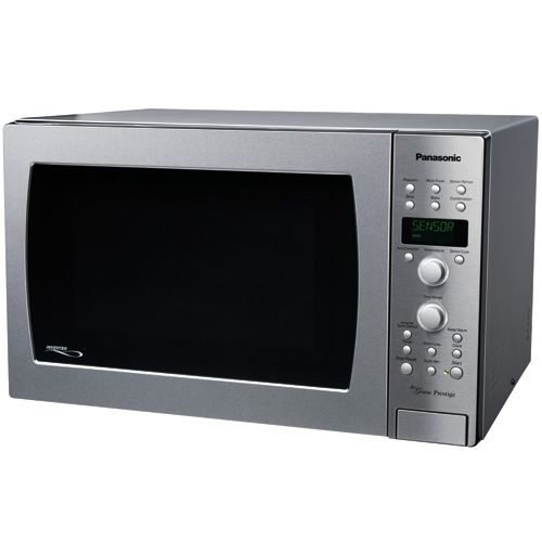 Panasonic 1 5 Cu Ft Convection Countertop Microwave Oven Stainless