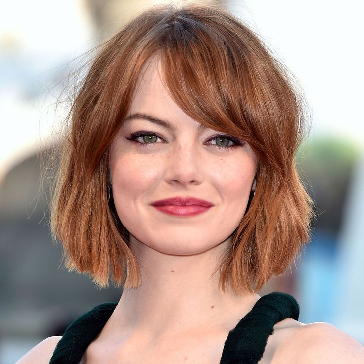 Check out our favorite celebrity inspirations of the modern bob.