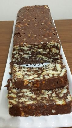 Miss Kekik: Mozaik pasta tarifi