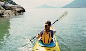 Groupon - Two-Hour Kayak Rental for One or Two, or Kayak Tour for One from Sunrise Paddleboards (Up to 61% Off) in Coral Ridge. Groupon deal price: $31