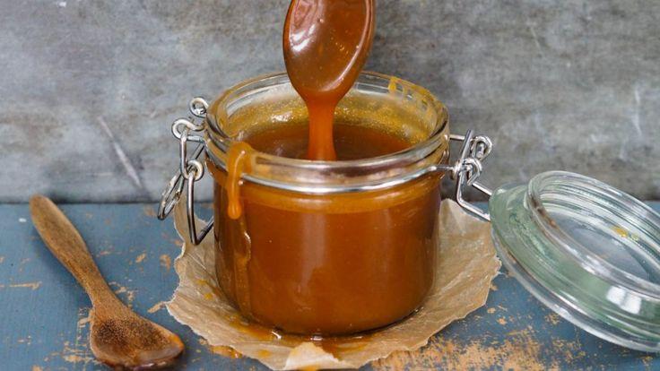 Grunnoppskrift på salt karamell – Ida Gran-Jansen