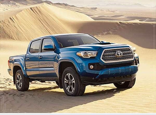 2016 Toyota Tacoma Delivery Date