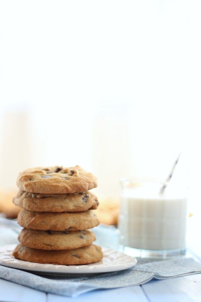 Tara's Chocolate Chip Cookies from 'The TIBS Guide to Desserts'