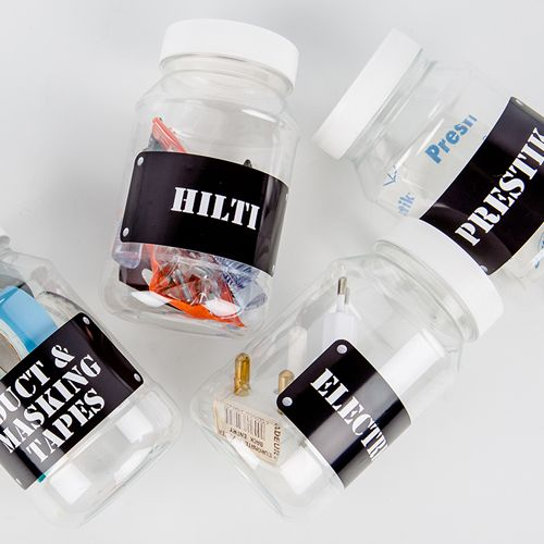 Personalised Workshop Labels