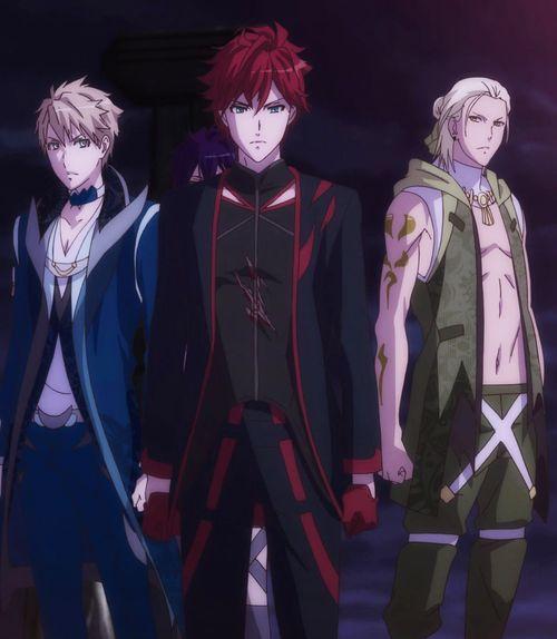 Imagen de anime, lindo, and mage