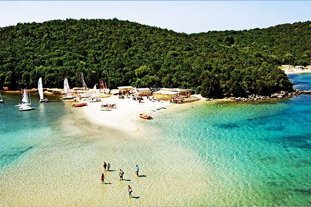 Greece syvota