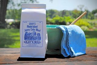Shop for Johnnycake Meal, Pancake & Waffle Mix from Rhode Island Historic Mill | Gray's Grist Mill.