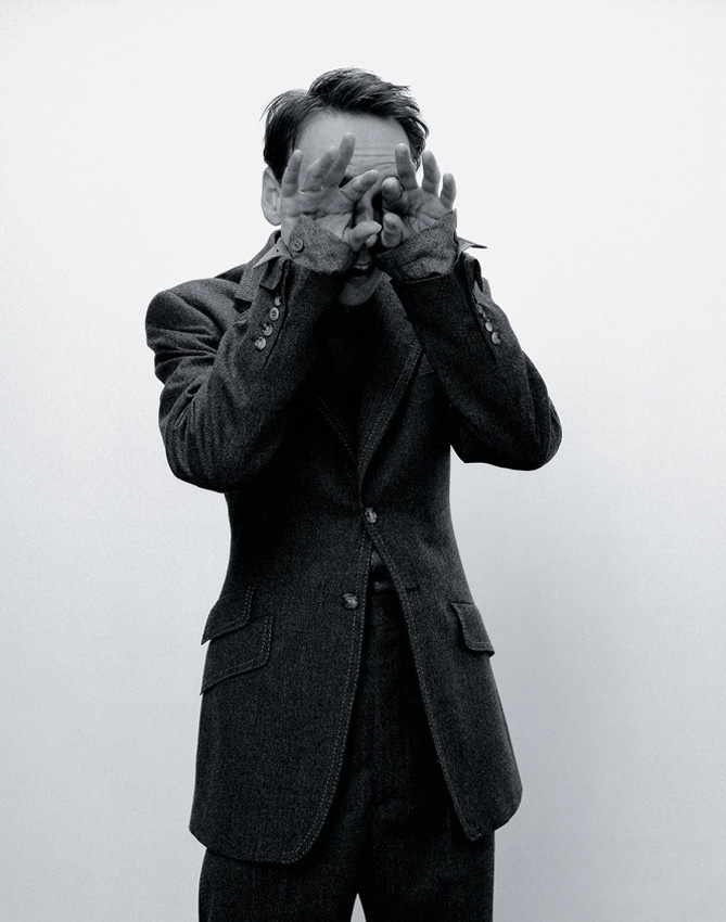Ewen Bremner - Portrait Photography Print £65.00