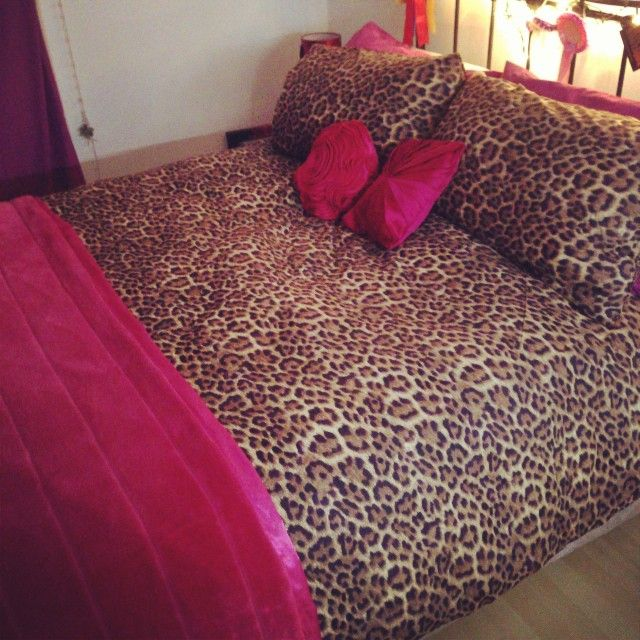 cheetah print bedding ideas on pinterest cheetah bedding cheetah