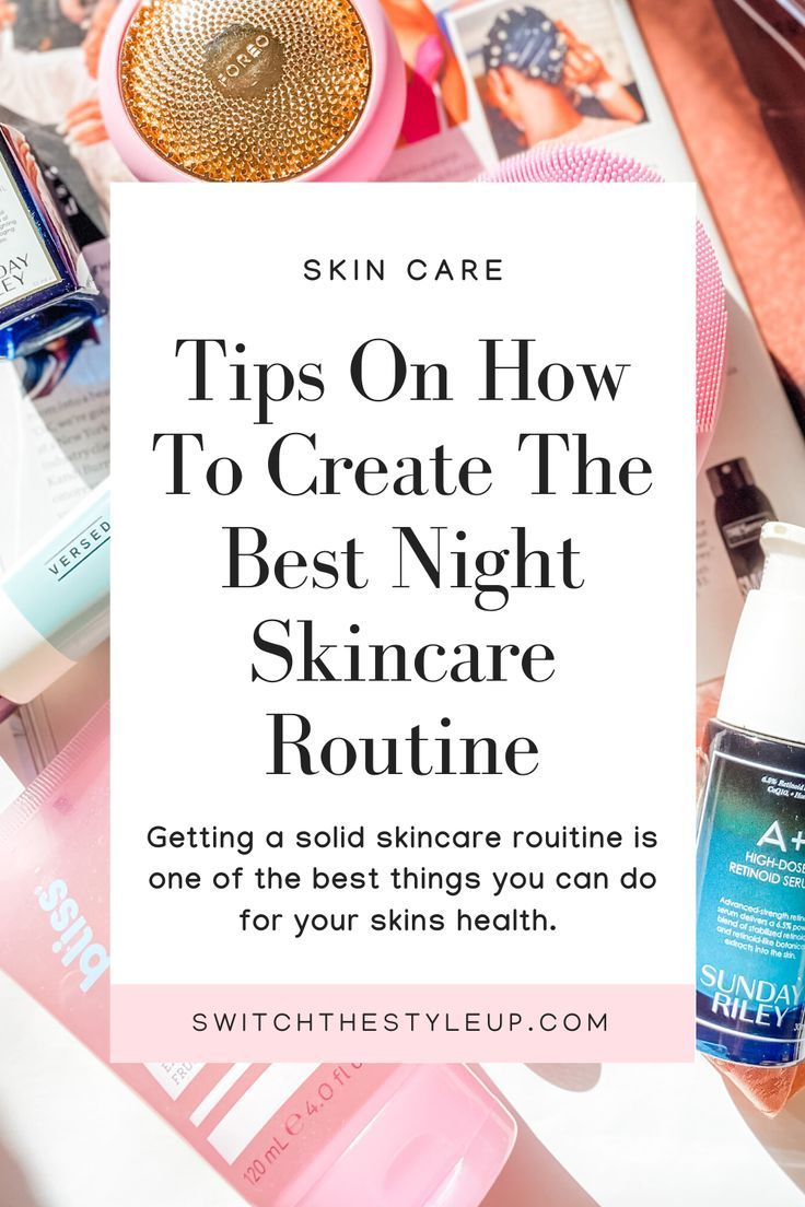 How To Create The Best Skincare Routine For Your Skin Showit Blog In 2020 Skin Care Routine Beauty Skin Care Routine Lip Care Routine