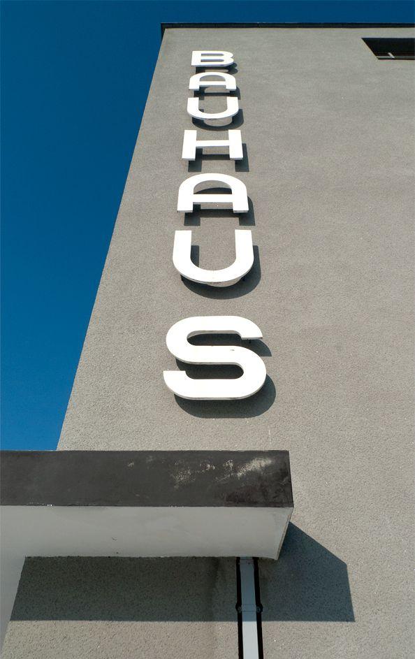 The Bauhaus Schule
