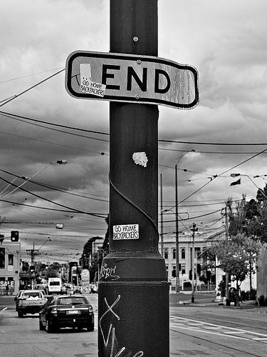 Landscape - Graffiti pole  Flickr - https://www.flickr.com/photos/123419261@N02/ Tumblr - Ozpicday.tumblr.com