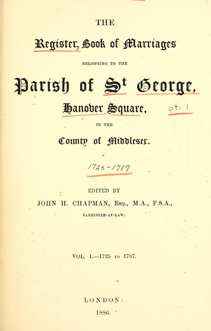 Marriage records on pinterest free marriage records search the register book of marriages belonging to the parish of st george hanover square aiddatafo Gallery