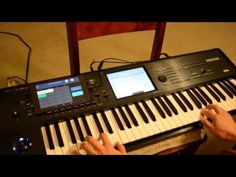 First demo with my Android Midi Arranger App (http://www.android-midi-arranger.com).  Transformers Dark of The Moon.