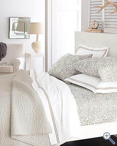 127 best Supima Home images on Pinterest   Cotton towels, Bath ... : garnet hill dream quilt - Adamdwight.com